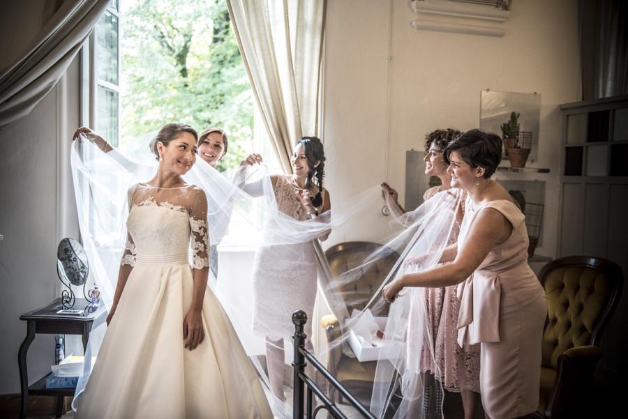 Le damigelle della sposa, bridesmaids