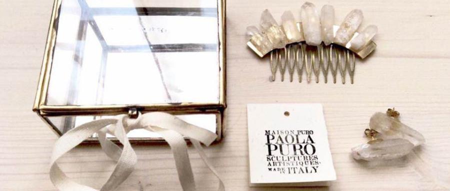 I gioielli PURO da Elena Pignata
