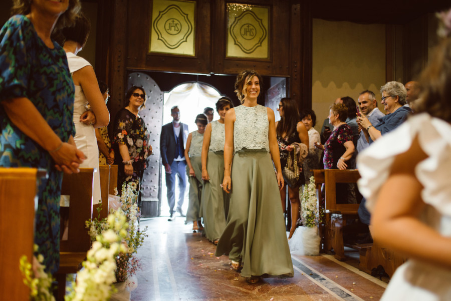 #2 Le damigelle della sposa secondo Elena Pignata