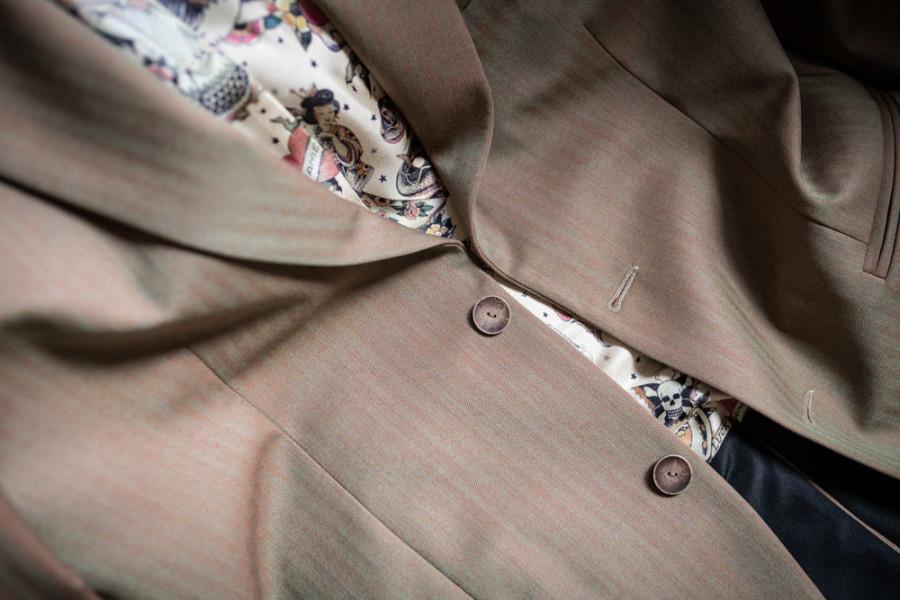 L'abito per lo Sposo